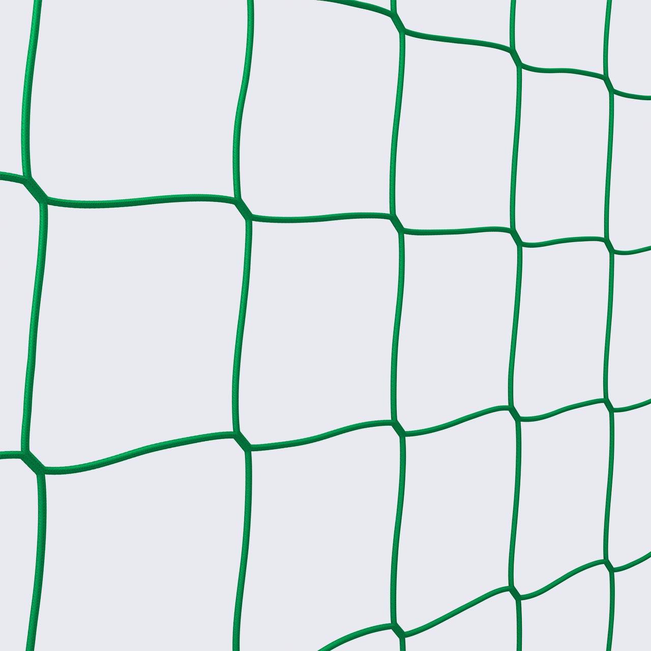 Ballfangnetz Für Fußball Knotenlos 3 Mm Pp